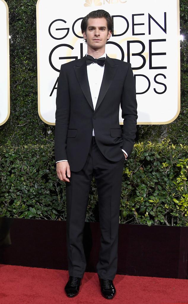 Andrew Garfield In Gucci