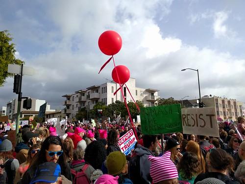 Women's March Oakland 2017-01-21