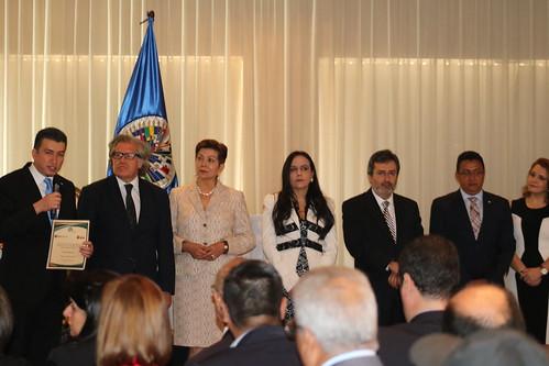 Comisión de Selección entrega listado de jueces y magistrados anticorrupción a CSJ