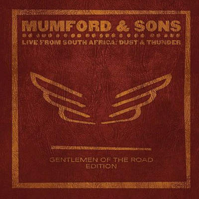 Mumford And Sons - Live From South Africa Dust And Thunder