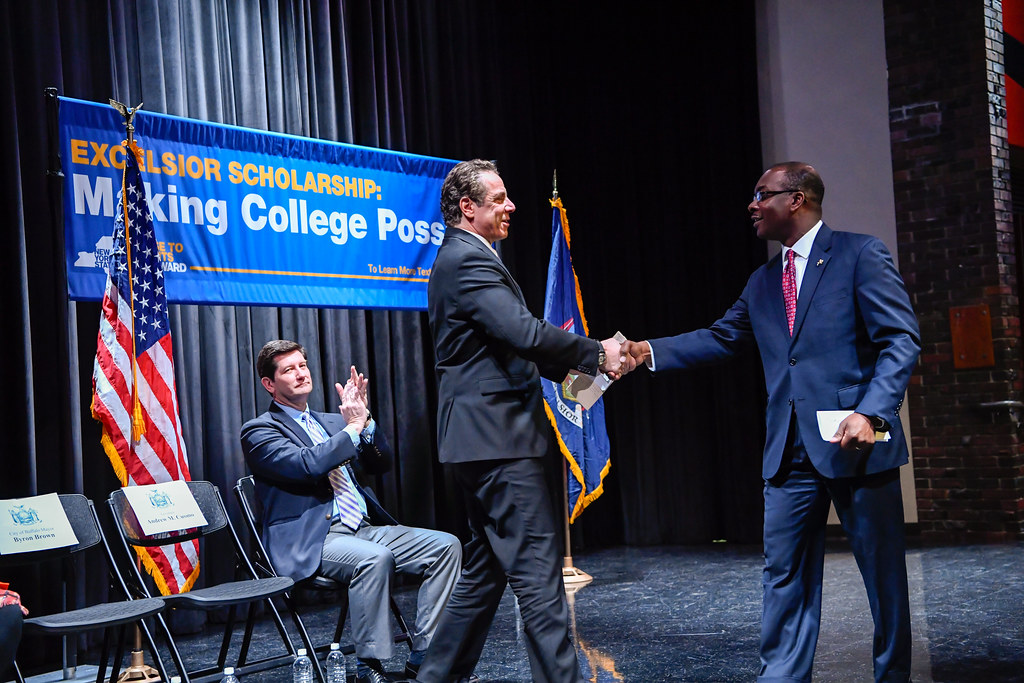 Governor Cuomo Kicks Off Excelsior Scholarship Campaign to Make College Tuition Free for New York's Middle Class Families