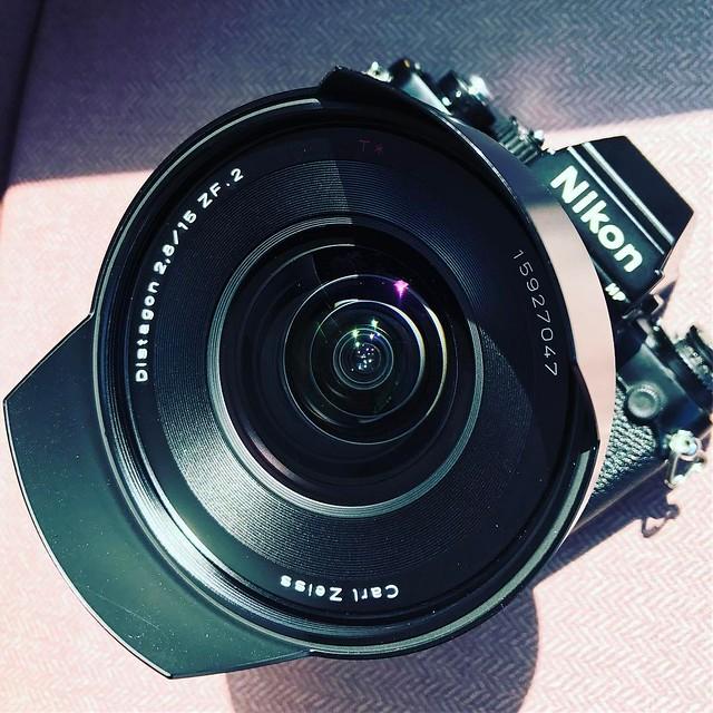 Zeiss ZF 15mm f2.8 菲林下的神級超廣角