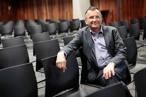 MeetUp de networking con Yves Pigneur