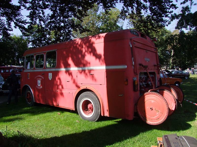 Des camions à gogo....Musée des sapeurs pompiers de Lyon 21524168998_58b5a68639_c