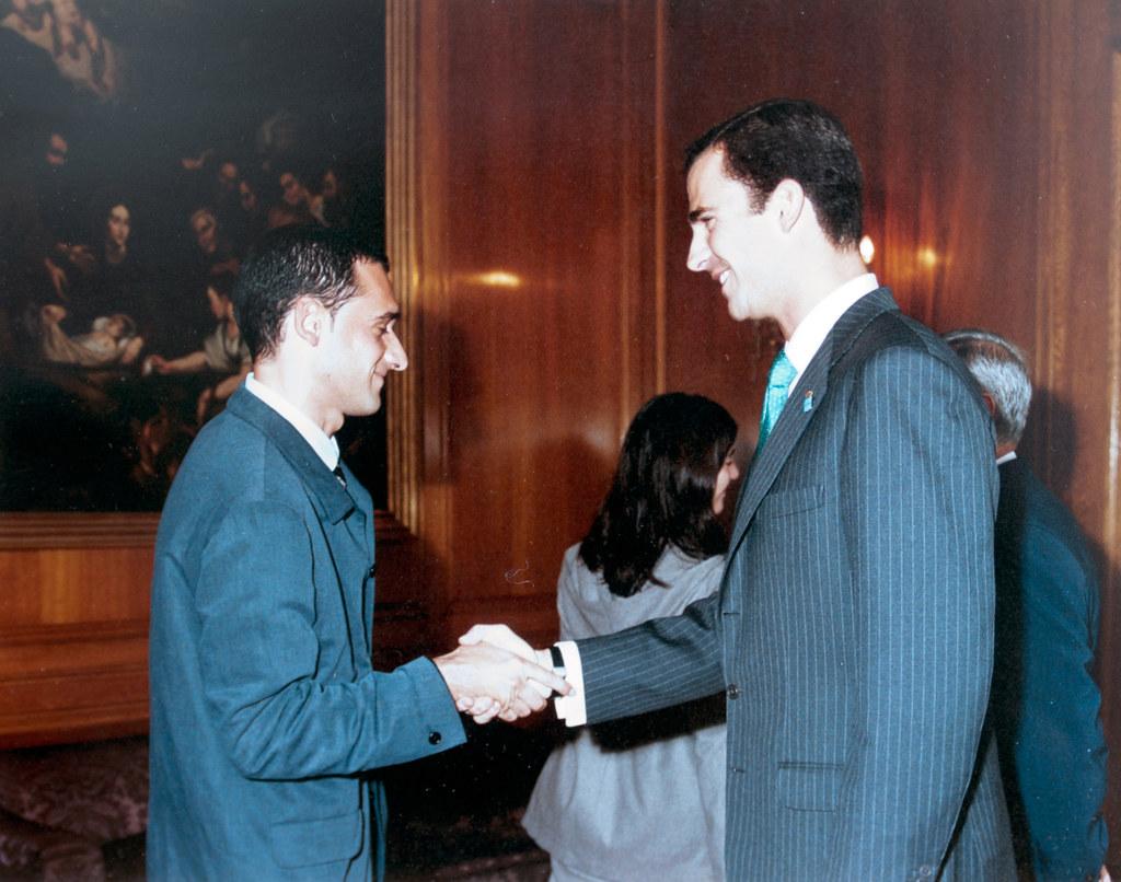 El Principe y Juan Puerta. Foto 087.