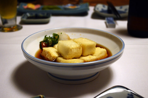 Agadashi Tofu | by Buddha-Bellies