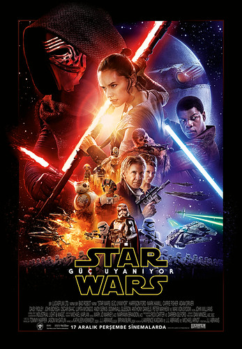Star Wars: Güç Uyanıyor - Star Wars: The Force Awakens (2015)