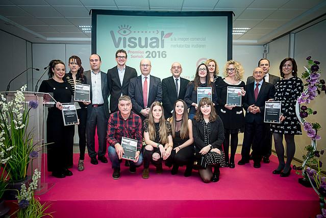 Premios Visual Sariak 2016