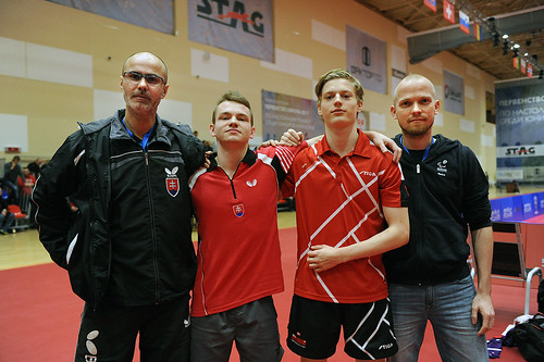 Alexander_VALUCH_SVK_LIND_Andeers_DEN_with_their_coaches_champions_01 | by ittfworld