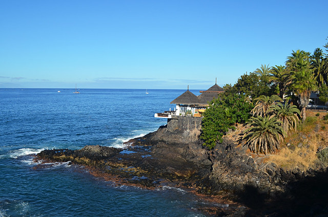 10 restaurants and caf s with superb views on tenerife for Roca tenerife