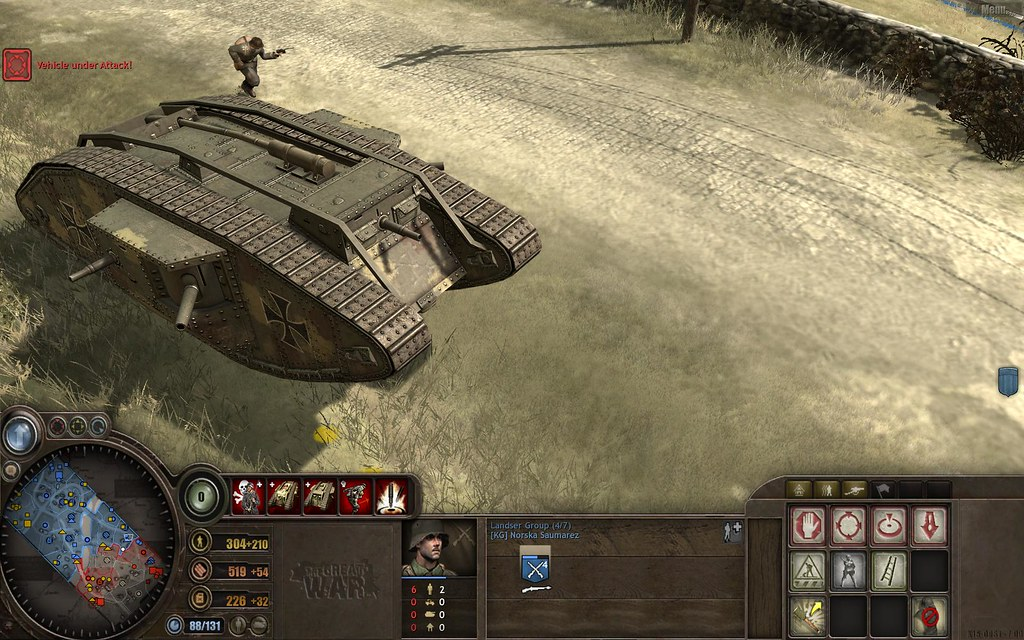 Company Of Heroes 1 The Great War 1918 Mod On Steam