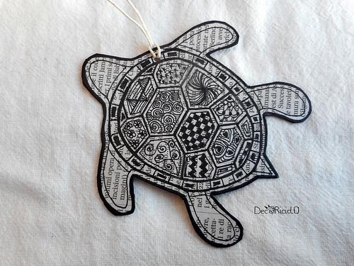 tag #8 tartaruga 1 11 x 10,5 cm