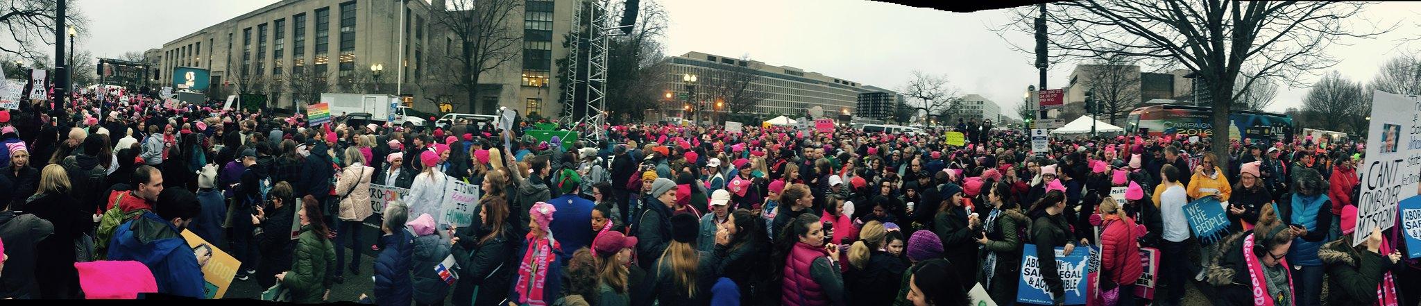 Women's March 2017