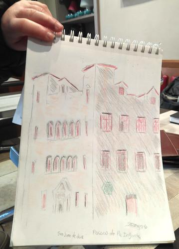 54th sketchcrawl