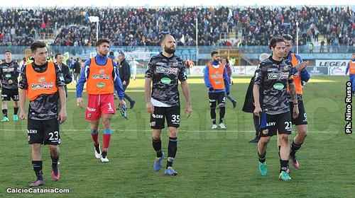 Akragas-Catania 2-1: Morale sotto i tacchi$