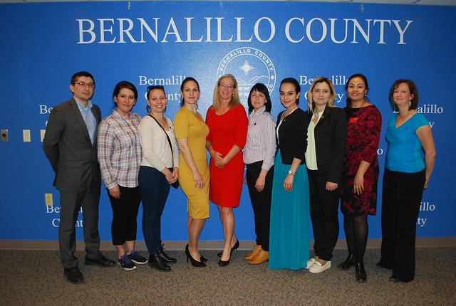 BernCo Meets with Young Women Entrepreneurs from Turkmenistan