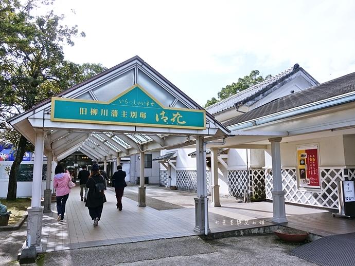 30日本九州自由行 日本威尼斯 柳川遊船  蒸籠鰻魚飯  みのう山荘-若竹屋酒造場