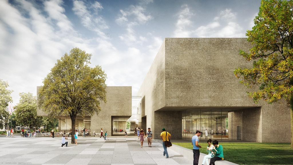Architekten Bauhaus soppelsa architekten bauhaus museum architekturvisuali flickr
