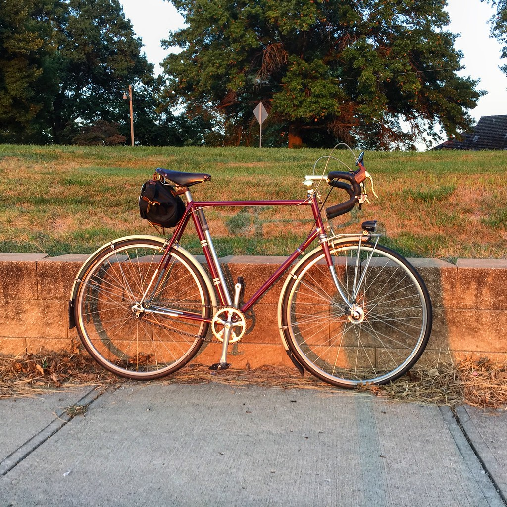 Show your classic sports touring bicycle - Page 5 - Bike ...