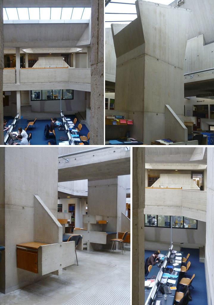 Berkeley Library Trinity College Dublin By Abk 8 Flickr