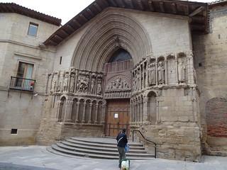 Iglesia de San Bartolome, Logrono