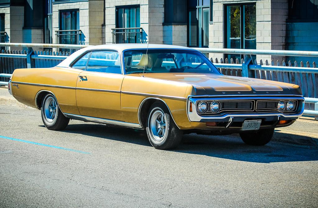 1970 Dodge Polara Custom (Side) | Facebook ♦ Twitter ♦ Pinte… | Flickr
