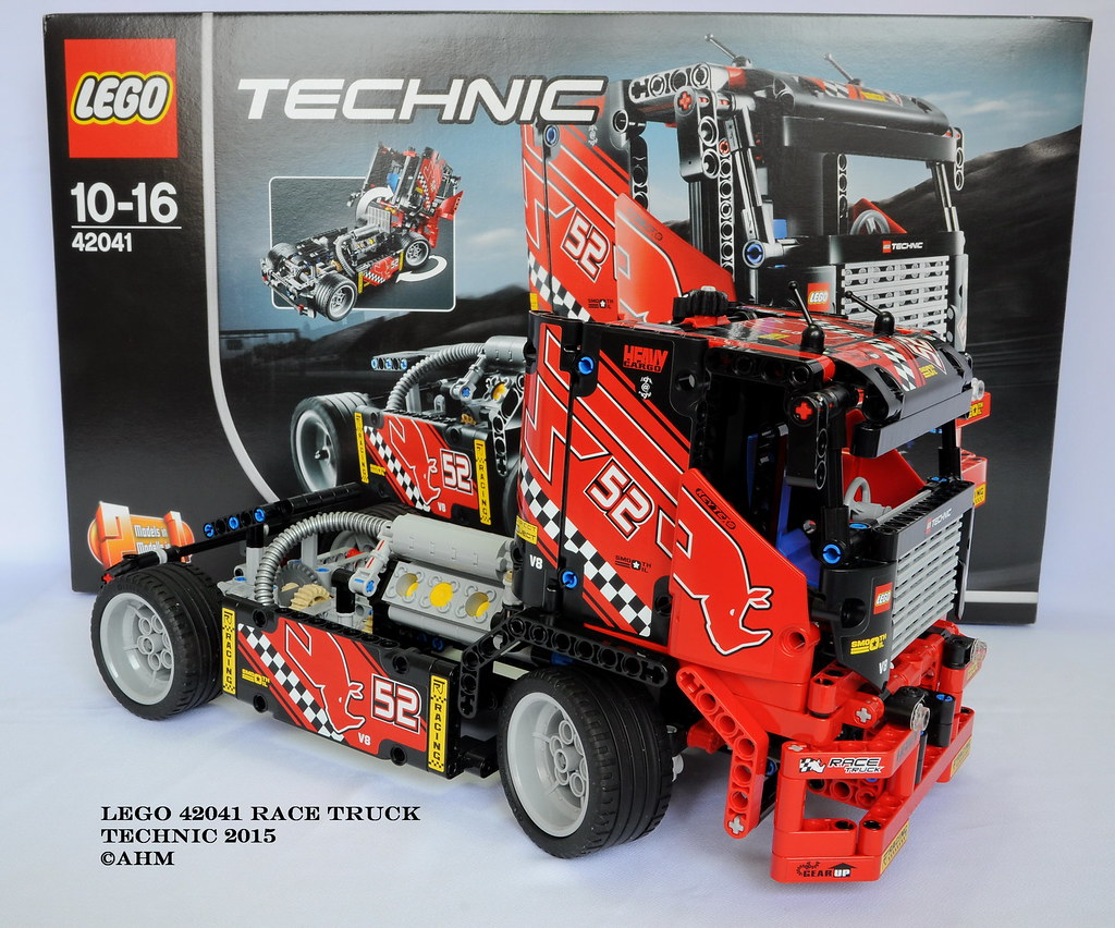 lego technic 42041 race truck lego technic 42041 race. Black Bedroom Furniture Sets. Home Design Ideas