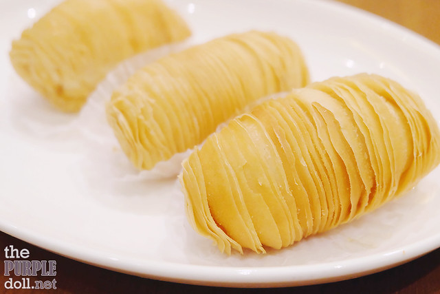 Radish Pastry (P138 3pcs)