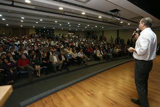 Reunião com Prefeitos e Gestores de Saúde. Palmas, 13/01/2017. Foto: Erasmo Salomão. Ascom/MS