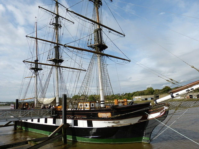 2016 Irland - Dunbrody Famine Ship