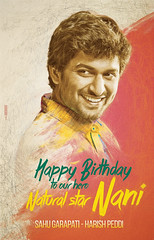 Nani Birthday Wallpapers