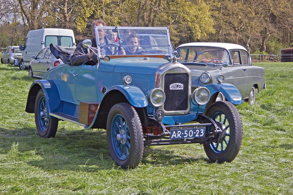 Singer 10 26 Roadster 1925 1849 Manufacturer Singer