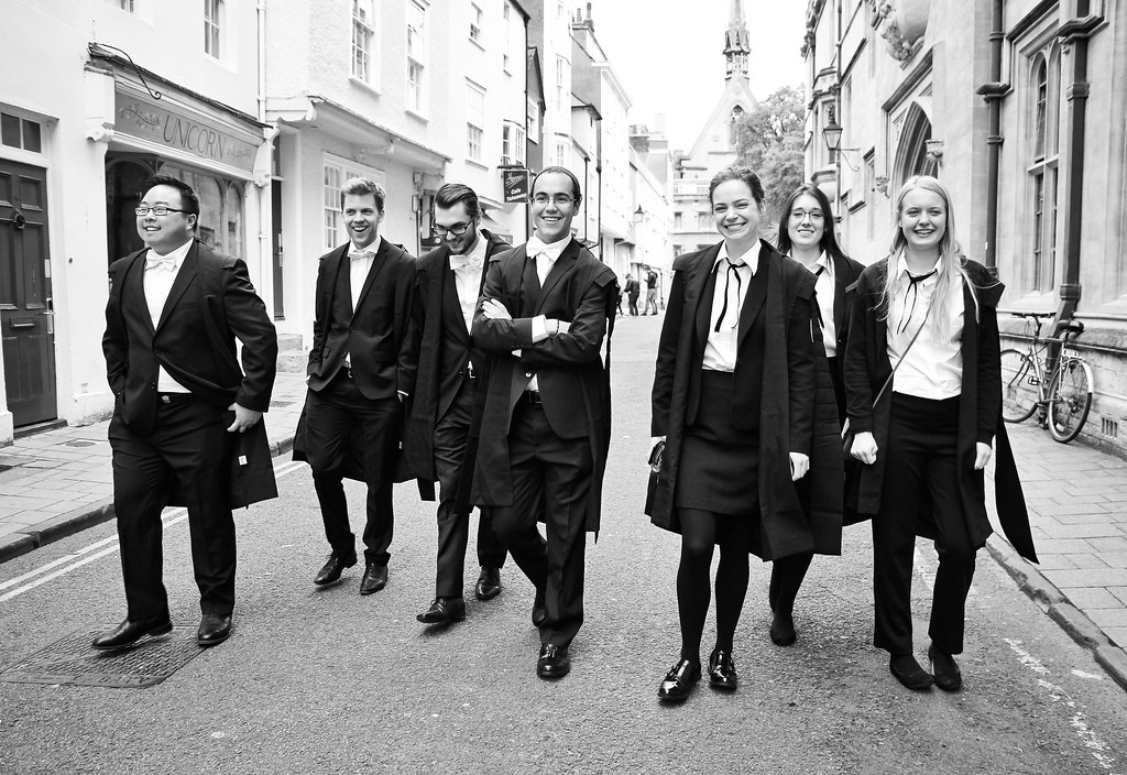 Matriculation, Oxford University 2015