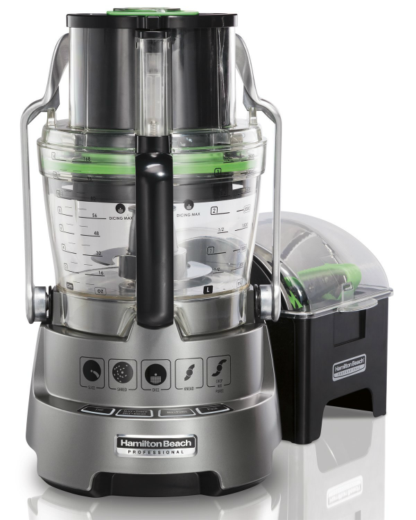 Hamilton Beach Professional 14 Cup Dicing Food Processor AD
