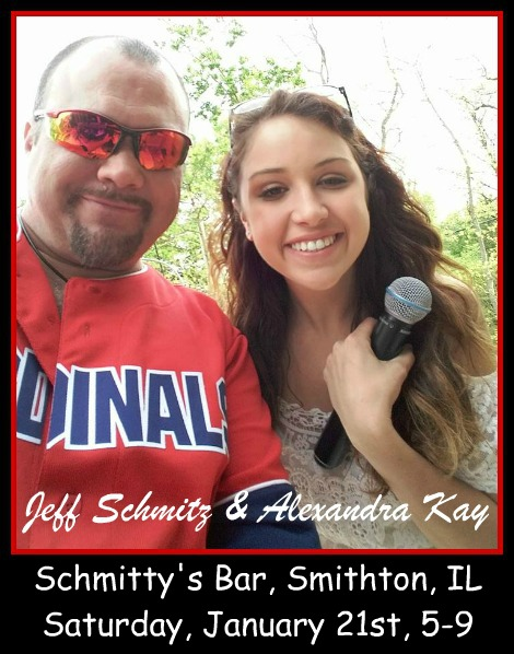 Jeff Schmitz & Alexandra Kay 1-21-17