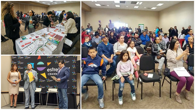 Consulmex Denver participa en la primera Feria Legal Hispana