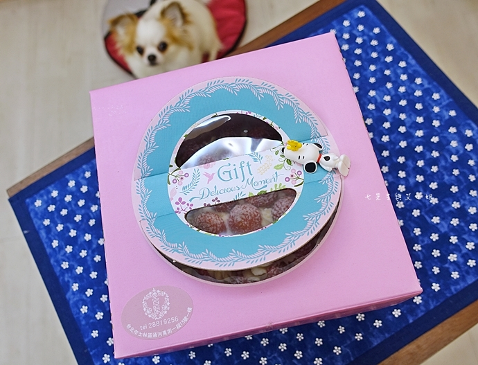 1 士林宣原烘焙蛋糕專賣店 雙層草莓蛋糕 草莓卡士達起士蛋糕