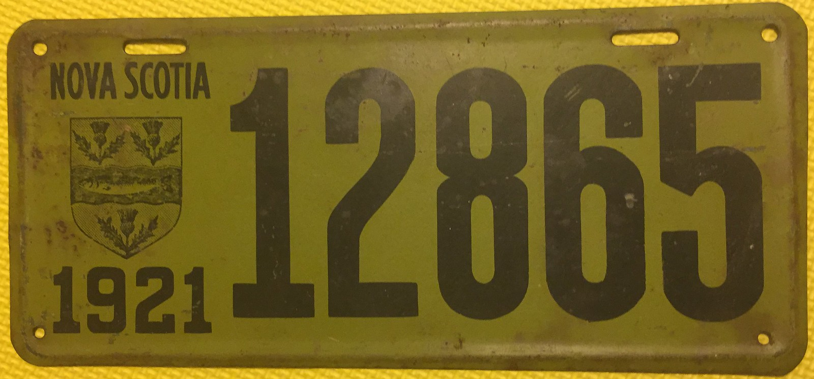 NOVA SCOTIA LICENSE PLATE HISTORY 1918 to current baseplate   Flickr