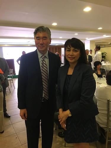 US Ambassador Sung Kim