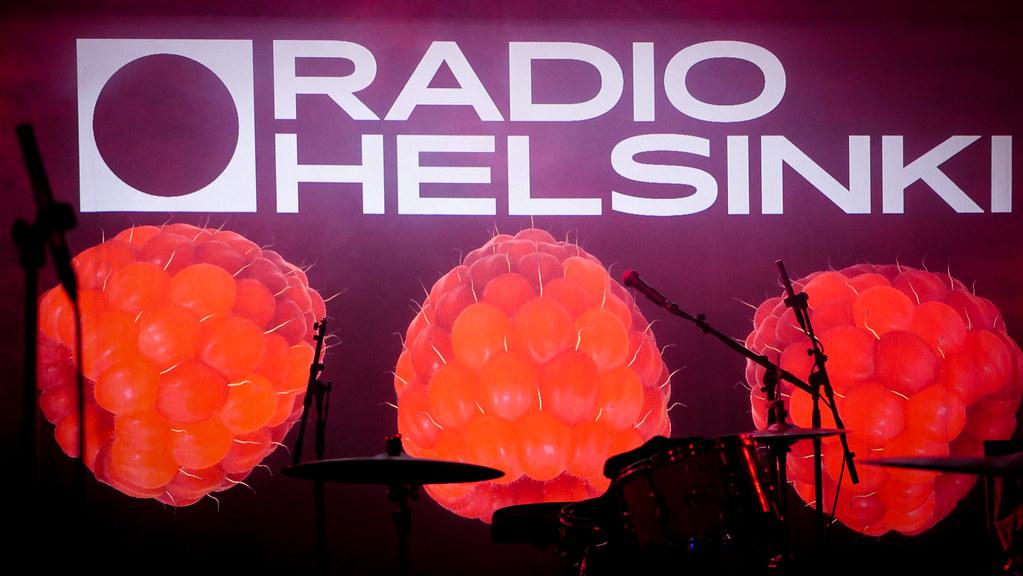 Radio Helsingin lanseerausbileet 6.-7.3.