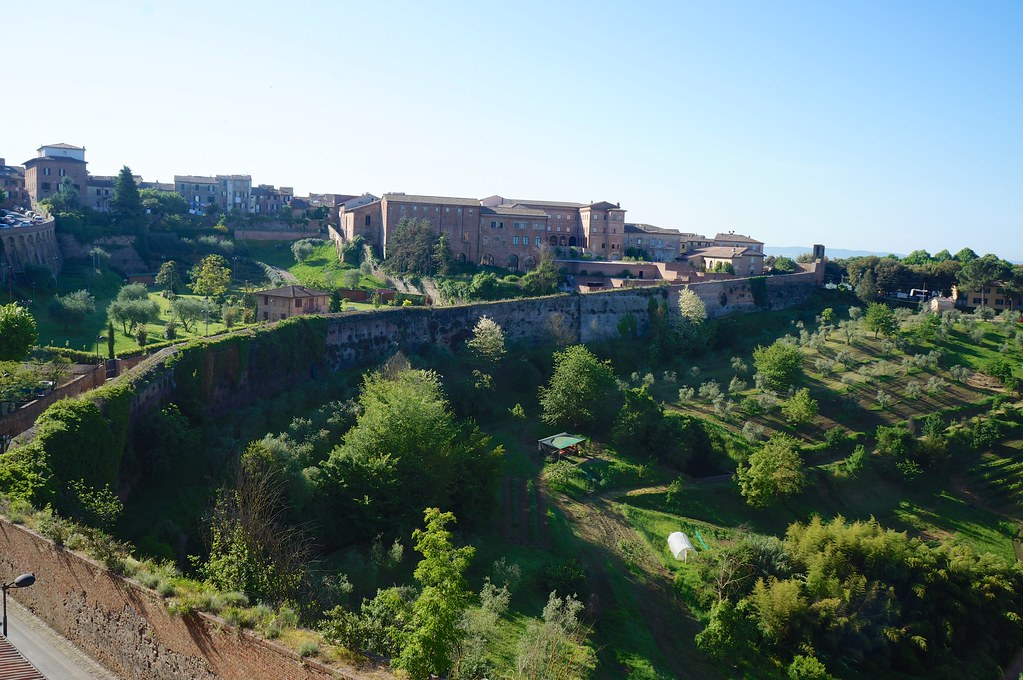 View from Siena