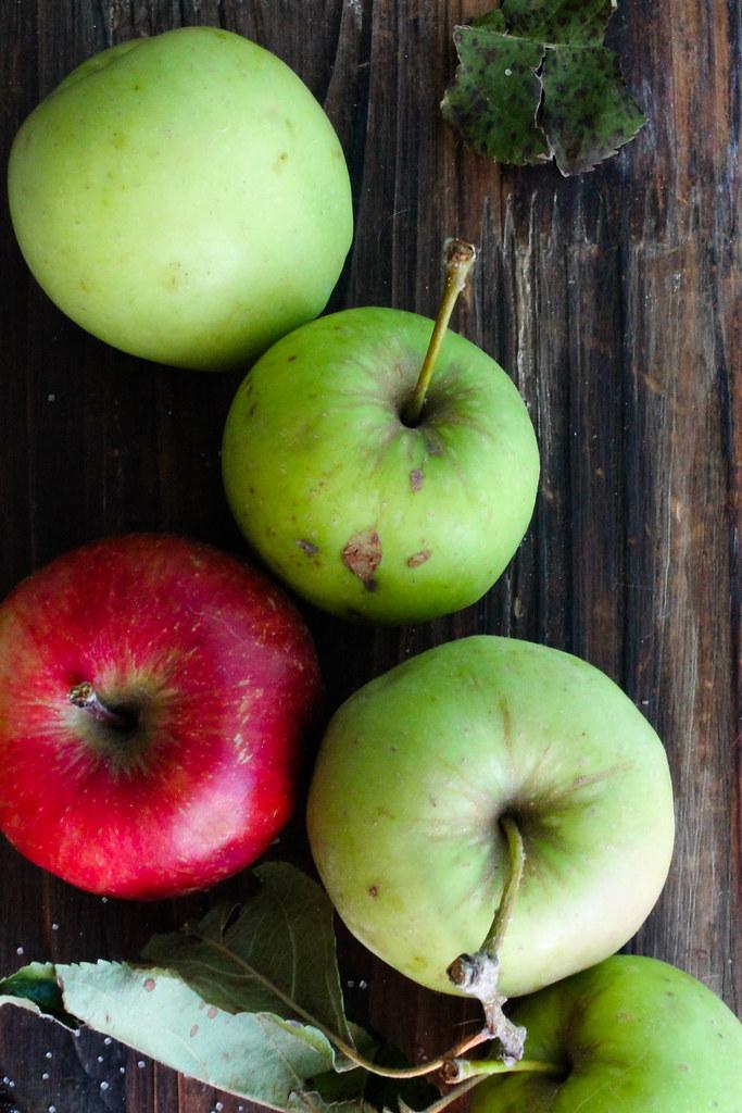 Chaussons aux pommes recette