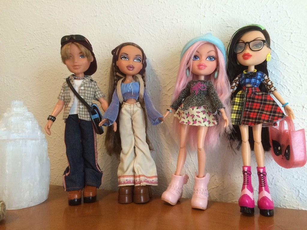 Bratz Original dolls names exclusive photo