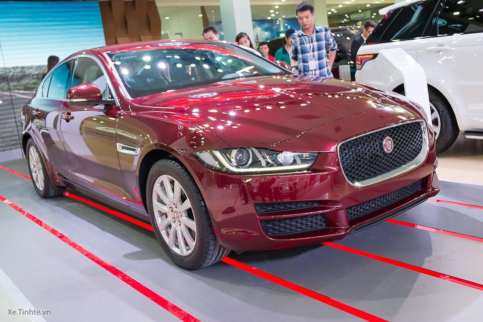 jaguar XE phiên bản S 2016