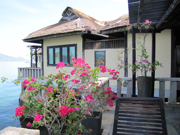 Bungalow ở Yến Resort