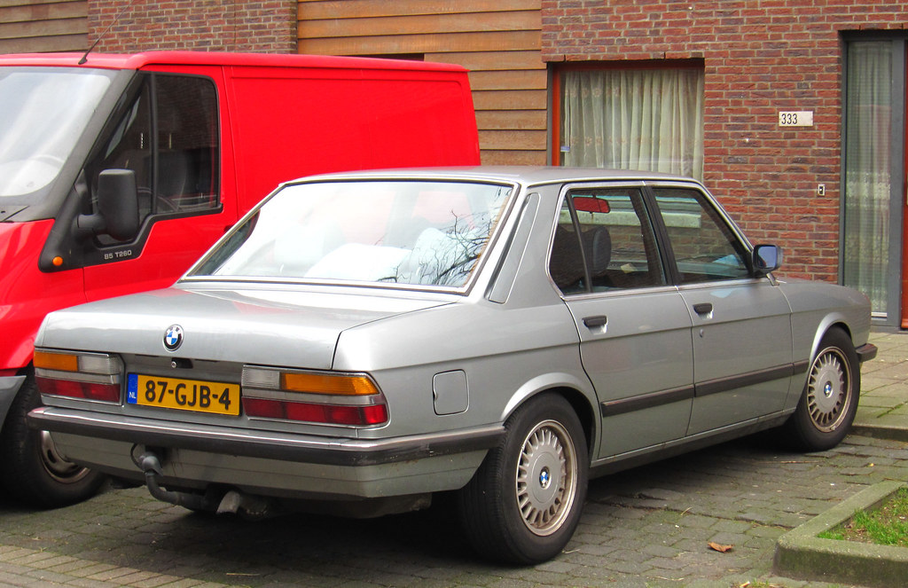 Old Fashioned 1983 Bmw 524td Embellishment - Brand Cars Images - 17 ...