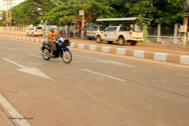 Motorbike Tour Bolaven Plateau Laos
