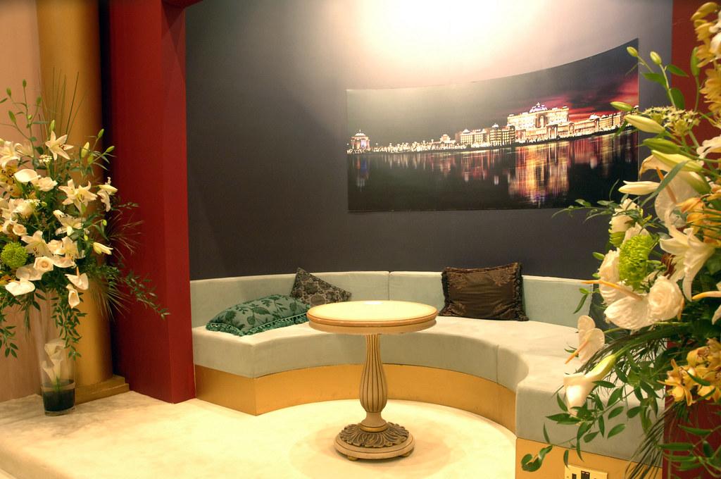 Abu Dhabi Tourism Authority Exhibition Stand Design At Eib