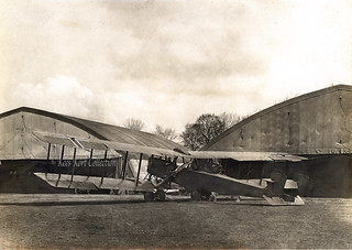 A surrendered brand new Gotha G.Vb bomber in France [Germany, 1918] | by Kees Kort Collection