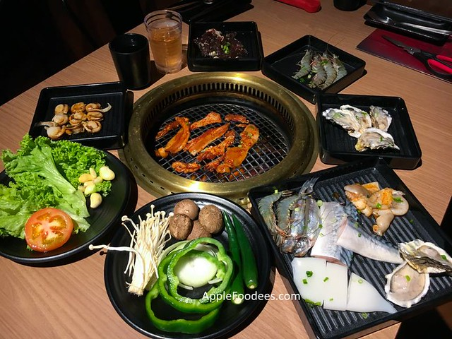 kg korean charcoal bbq 2